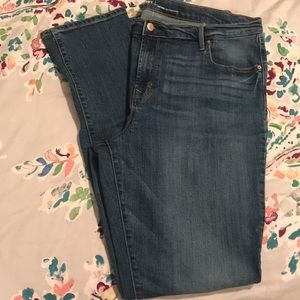 Mid-rise, Size 16 Tall, Old Navy Jeans
